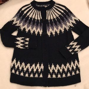 Abercrombie and Finch sweater